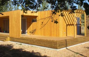 casa madera natura bianca
