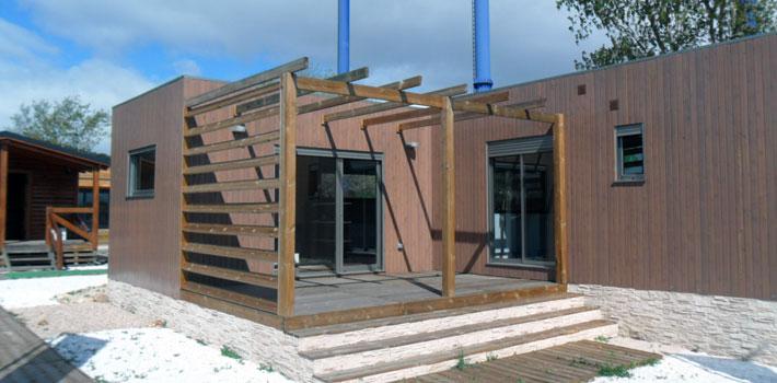 Casas de madera ofertas casas de madera baratas for Casas de madera baratas