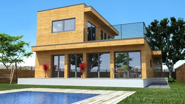 Catalogo casas de madera precios Casa madera precio