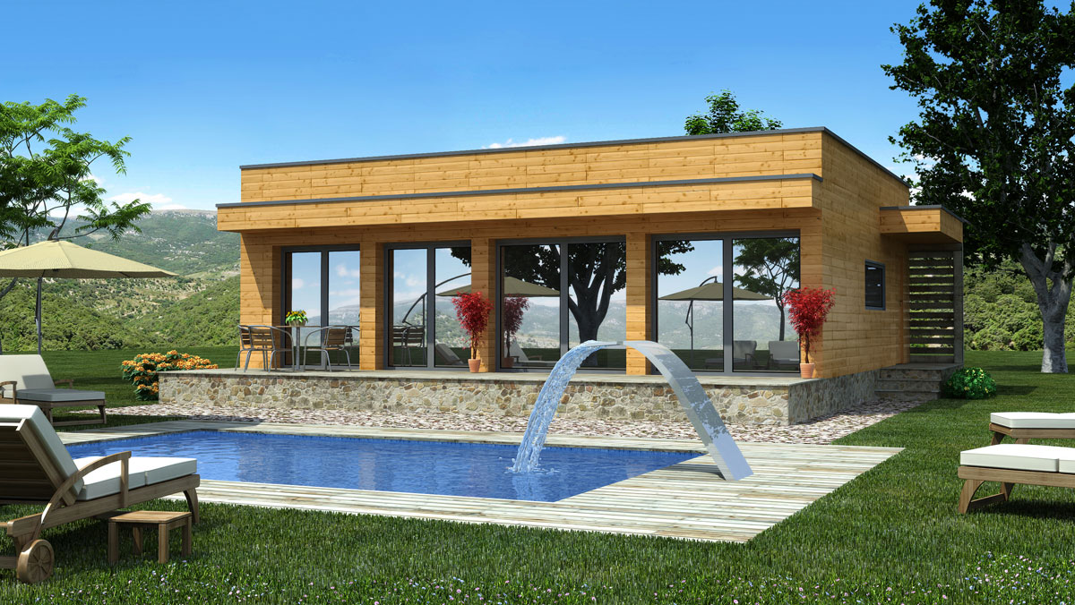 Catalogo casas de madera precios - Casas prefabricadas en zaragoza ...