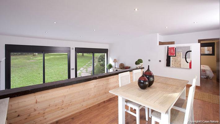 Oferta casa de madera rosso 80 for Oferta casa madera