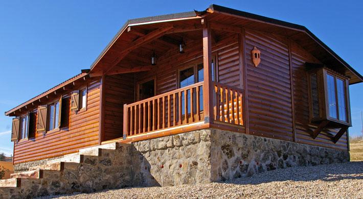 Catalogo casas de madera precios - Casas de madera natural ...